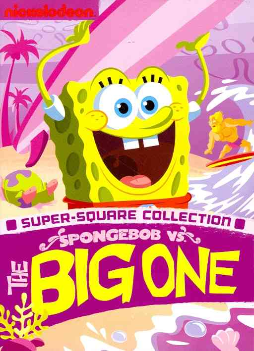 SPONGEBOB SQUAREPANTS:SPONGEBOB VS TH BY SPONGEBOB SQUAREPANT (DVD)