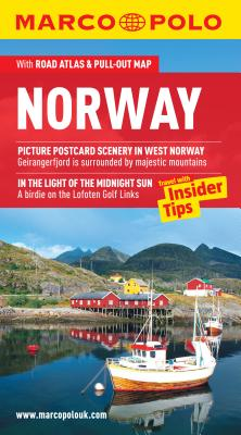 Marco Polo Guide Norway By Various Map Artist (ILT)
